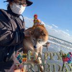 チョタロウくん  17歳のお誕生日おめでとう~♪